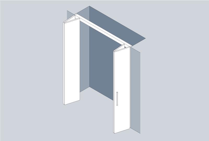 Door System - step 4